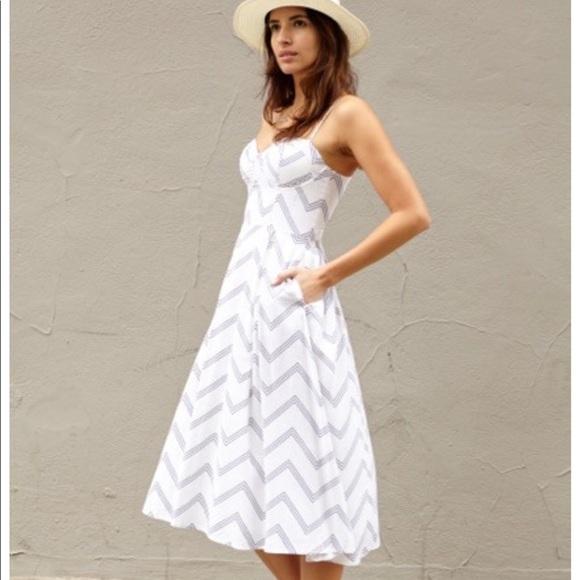 b2e38b2e1816 Yumi Kim Prima Donna Dress in Ziggy Print